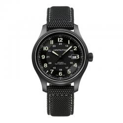 Reloj Hamilton Khaki Field Titanium Auto H70575733
