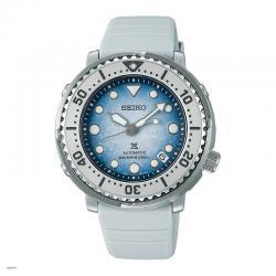 Reloj Seiko Prospex Save The Ocean Monster Pingüino. 43 mm. SRPG59K1
