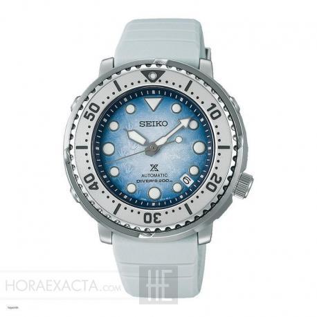 Reloj Seiko Prospex SaveThe Ocean Monster Pingüino. 43 mm. SRPG59K1