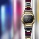 Reloj Casio G-Shock Full Metal Titanio TranTixxii Multicolor . GMW-B5000TR-9ER