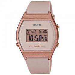 Reloj Casio Collection Digital Silicona Rosa LW-204-4AEF