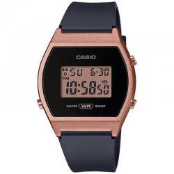 Reloj Casio Collection Digital Silicona Negra LW-204-1AEF