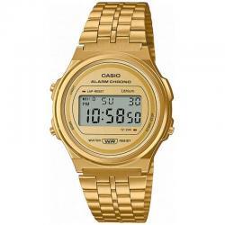 Reloj Casio Collection Digital Dorado Armis A171WEG-9AEF