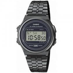 Reloj Casio Collection Digital All Black Armis A171WEGG-1AEF