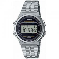Reloj Casio Collection Digital Acero ArmisA171WE-1AEF