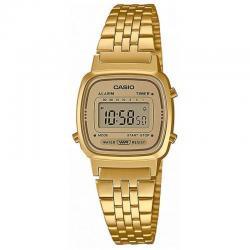 Reloj Casio Vintage Mini Armis Dorado LA670WETG-9AEF