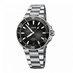 Reloj Oris Aquis Date Calibre 400 Negro 41 mm