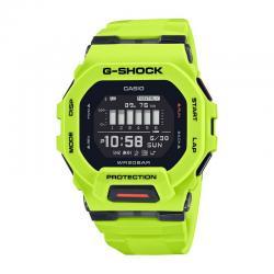 Reloj Casio G-Shock Verde Cuadrado GBD-200-9ER