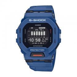 Reloj Casio G-Shock Azul Cuadrado GBD-200-2ER
