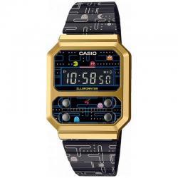 Reloj Casio Collection Vintage Pac-Man. A100WEPC-1BER