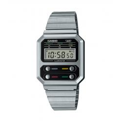 Reloj Casio Collection Vintage . A100WE-1AEF