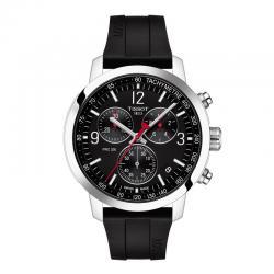 Reloj Tissot PRC 200 Cuarzo Crono Caucho. T114.417.17.057.00