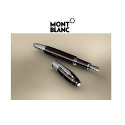 Escritura Montblanc. Pluma Daniel Defoe. Colección Escritores. Serie Limitada.