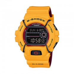 Reloj Casio G-Shock World Time Alarma Anarillo GLS-6900-9ER